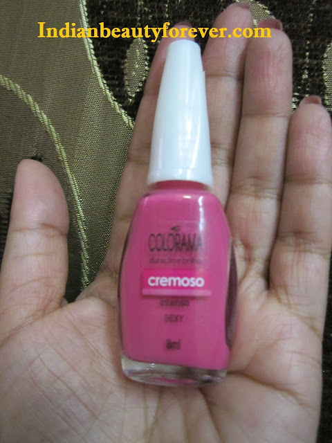 maybelline colorama