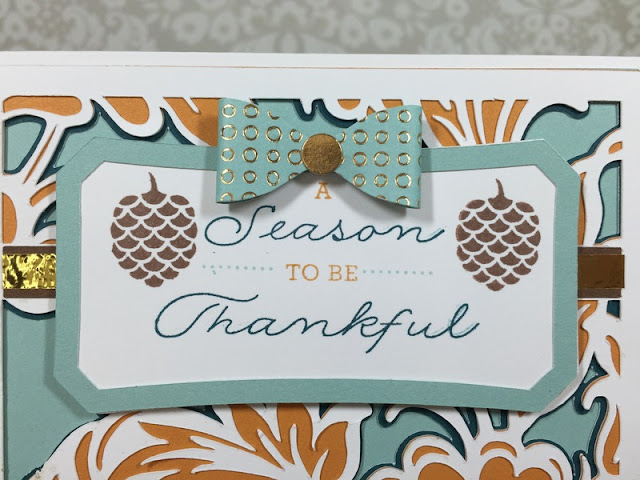 Cricut Season To Be Thankful