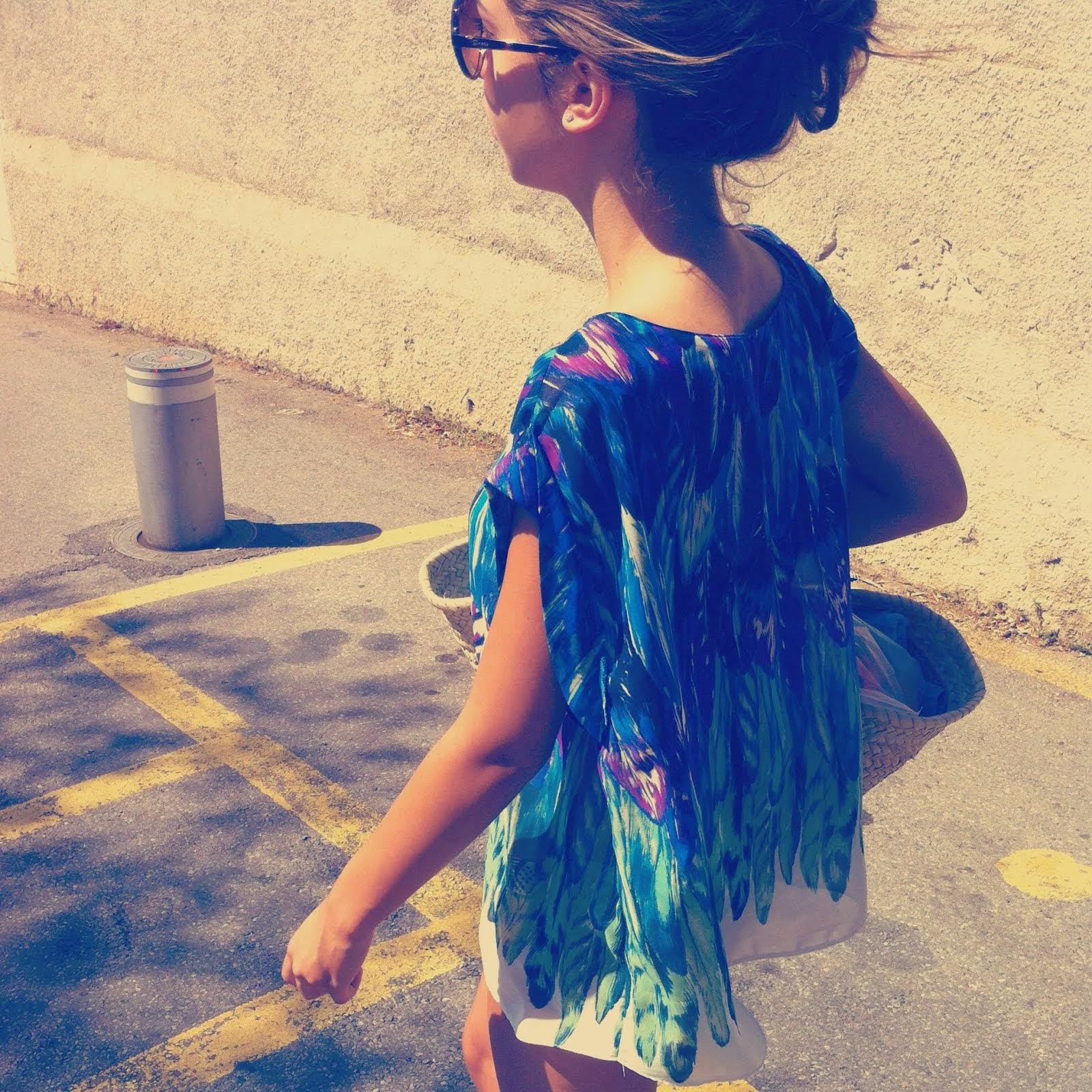 #walkin'