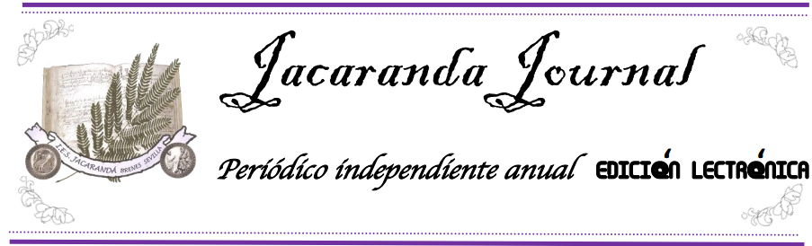 Jacaranda Journal