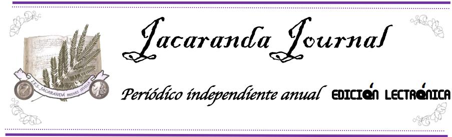 Jacaranda Journal