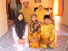 my lovely family..