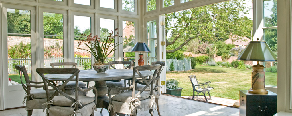 Blanco roto shabby chic vintage glass houses - Invernadero en terraza ...