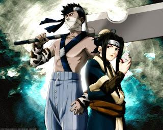 rivales de naruto anime manga tecnicas ninjas
