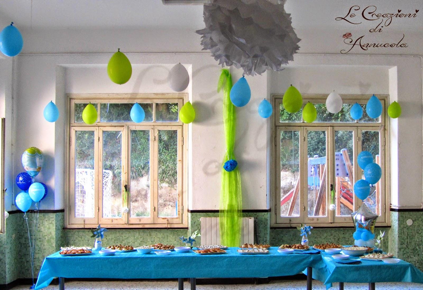 Decorazioni Sala Battesimo : Le creazioni di annucola: battesimi e baby shower