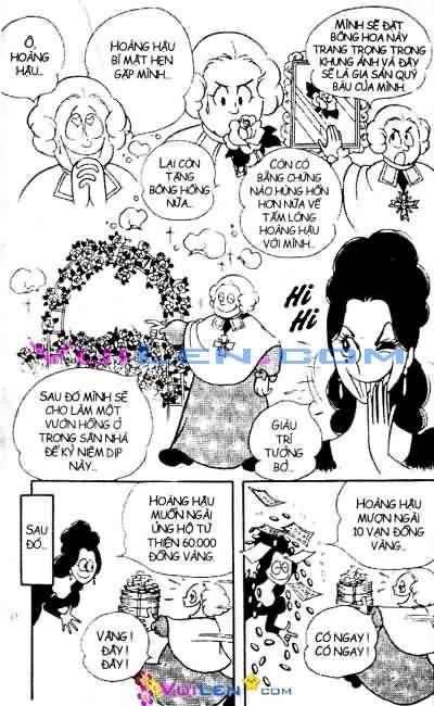 Hoa Hồng Véc-Xây Chapter 5 - Trang 16