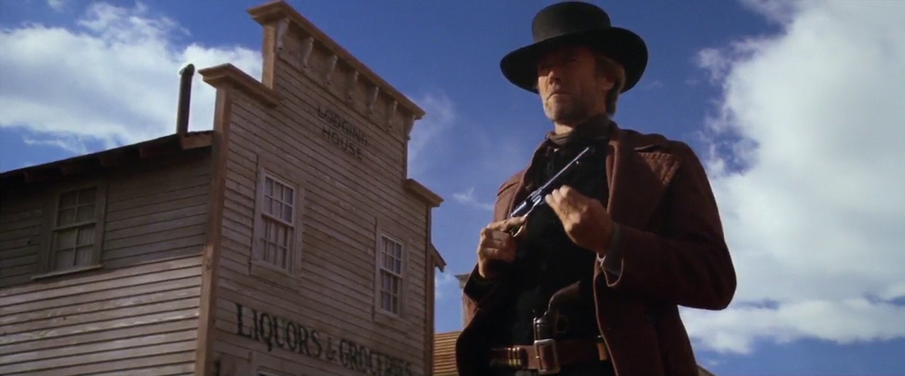a comparison of shane by george stevens and pale rider by clint eastwood Monte walsh (tnt, tv, 2003)  shane (and in its semi-remake pale rider, stockburn shooting spider)  george stevens (1.