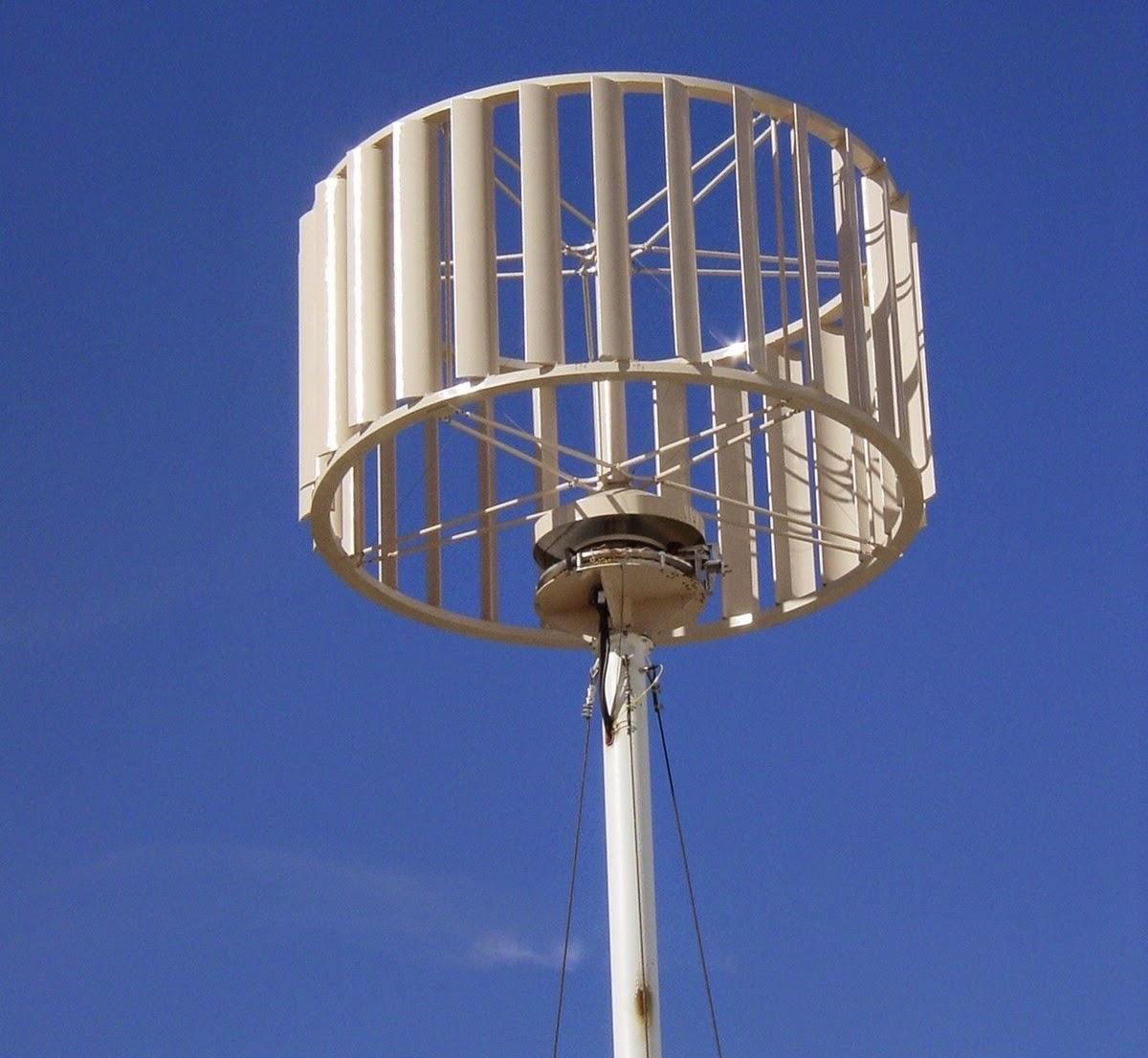 Вертикальные ветряки для дома своими руками