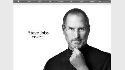 Steve Jobs CoFundador de Apple fallecio hoy, victima del cancer