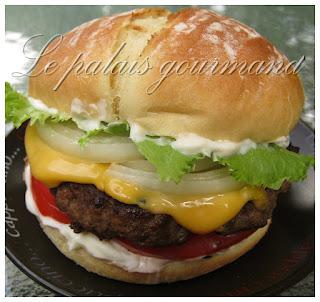 Hamburger Tex-Mex