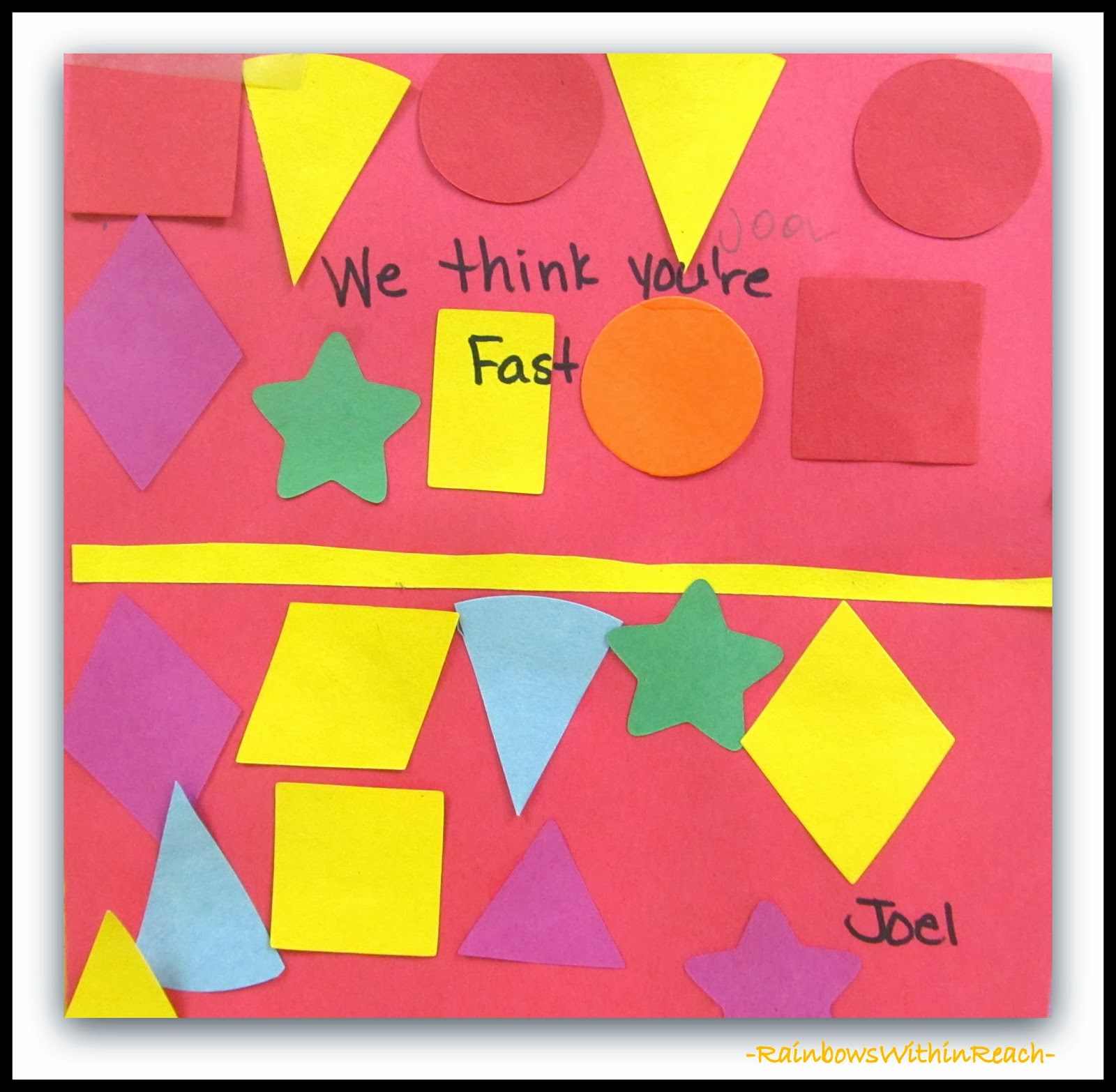 Quilts and Patterns in Kindergarten Art