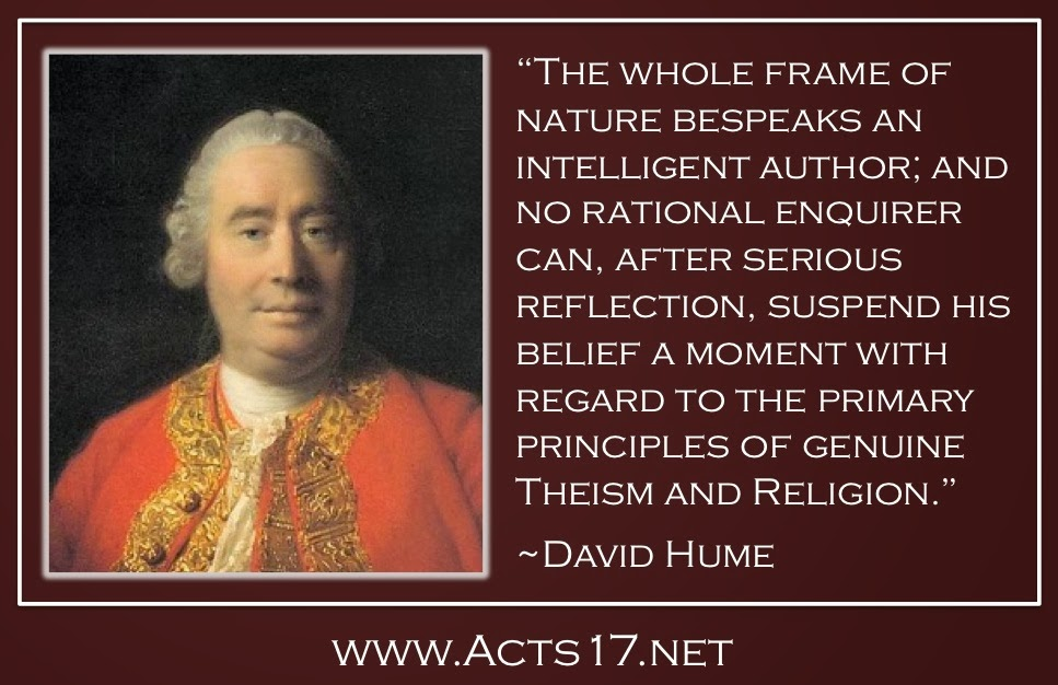 the inability of the design theory in humes dialogues Many think that the aim of hume's dialogues is simply to discredit the design   this brings us to the third element of true religion, the ability of the design.