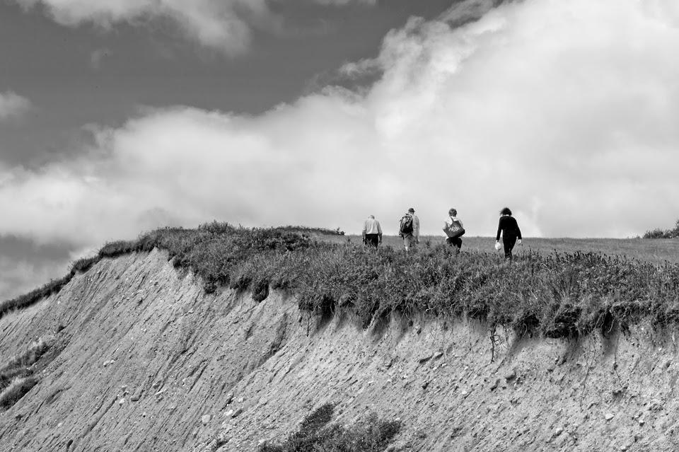 Nova Scotia; Hirtle's Beach; Drumlin Cliffs