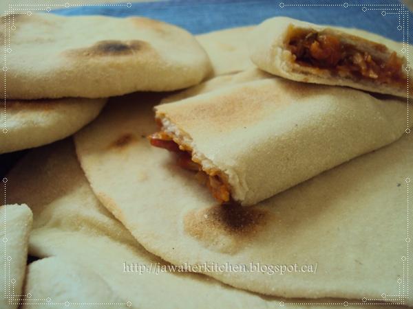 خبز بيتا