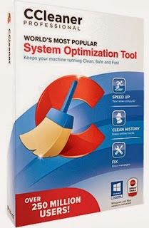 Download CCleaner Professional 4.11.4619 + Keygen