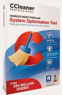 Download CCleaner Professional 4.11.4619 + Keygen