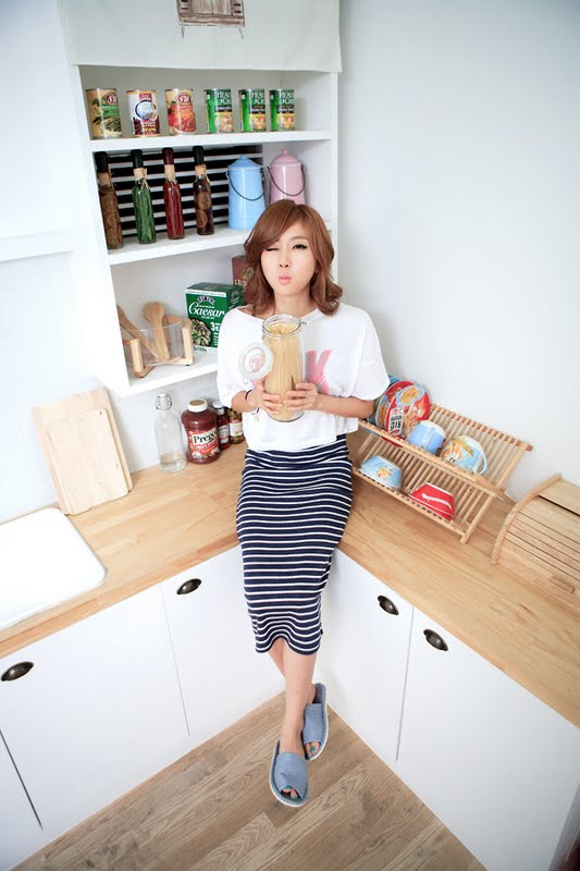Choi Byul I Lovely at The Kitchen