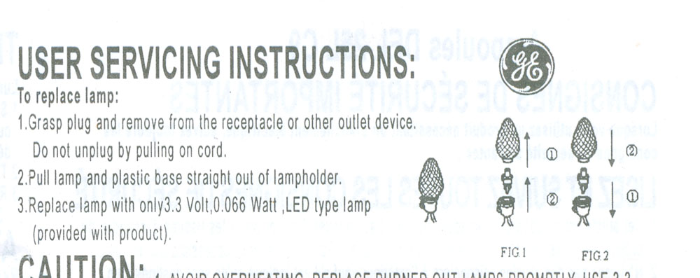 Georgesworkshop Fixing Led String Lights Manual Guide
