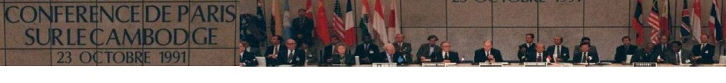 Paris Peace Accords 23 Oct. 1991