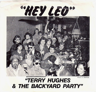 Terry Hughes & The Backyard Party - Hey Leo - Your Fool