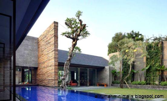 Renovasi Rumah Idaman Bera Modern di Jakarta Selatan   DesainIC