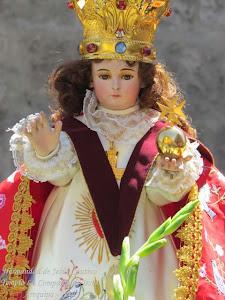 Septiembre - Niño Jesús de Praga - Templo de la Tercera Orden Franciscana