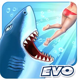 Hungry Shark Evolution v2.7.2 Mod [Unlimited Money & Diamonds]