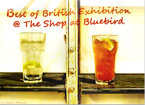 Psynopsis Best of British at the Shop at Bluebird Cocktails