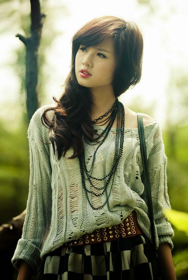 gái xinh ca sĩ diễn viên Tâm tít 4