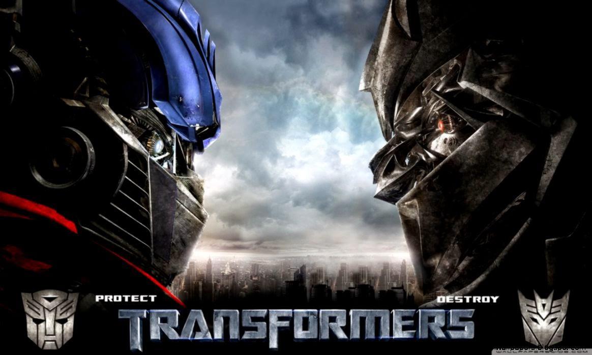 transformers wallpaper widescreen - photo #23