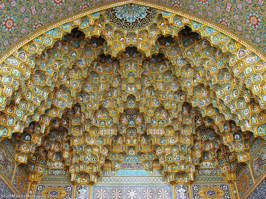 Mosque of Fatima al-Masooma, Qum, Iran