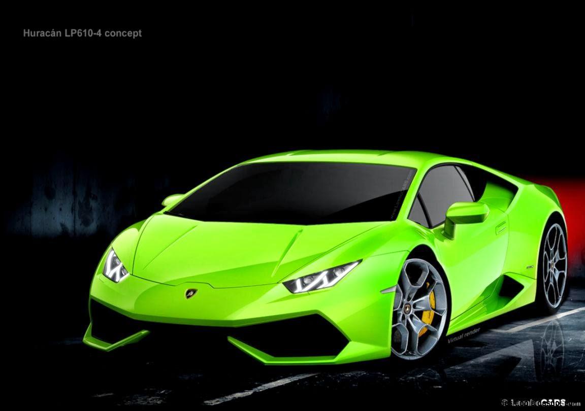 Beau Lamborghini ...