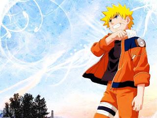 Wallpaper Uzumaki Naruto