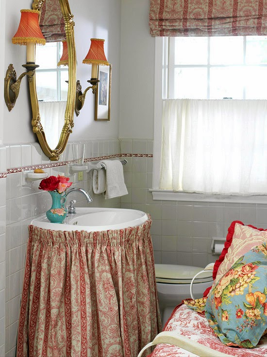 2014 Clever Solutions for Small Bathrooms Ideas | Interior Design ...