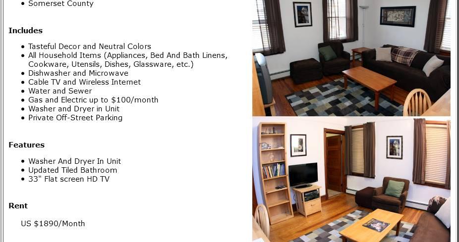 Furnished Apartments Bridgewater Nj