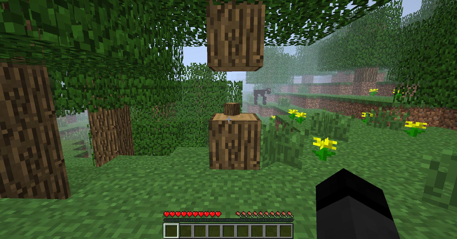 Segure com o botão esquerdo do mouse e a madeira vai rachar #BEC407 1600x838