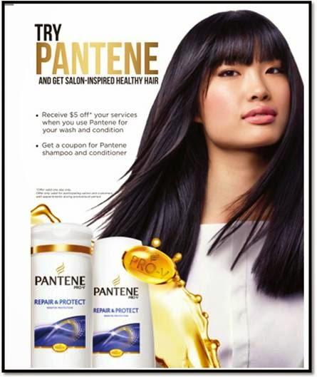 Pantene Hair Party