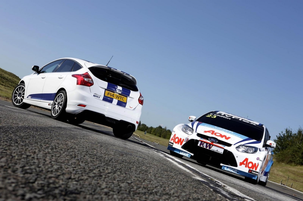 All cars nz 2013 ford focus wtcc limited edition