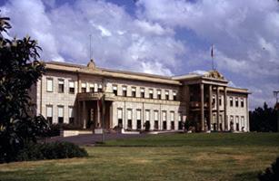 (Ethiopia) - Addis Ababa - Jubilee Palace