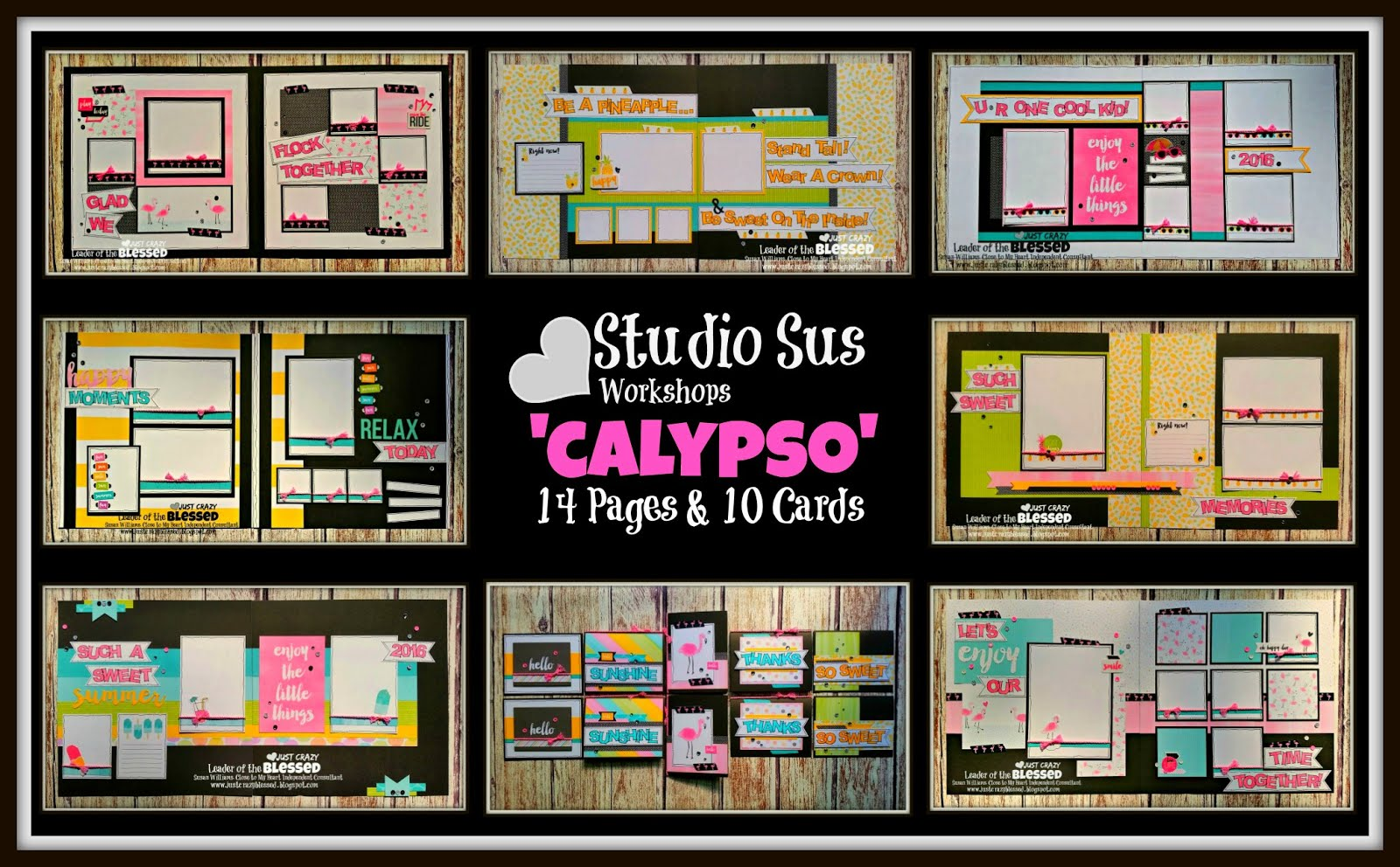 'Calypso' Workshop!