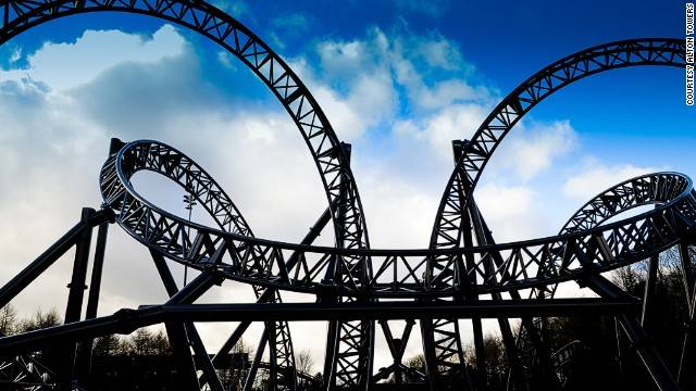 "Designers of The Smiler hired psychological experts to help ramp up the fear factor on the $27 million ride. PR reps claim the coaster will ""marmalize"" riders, a term they invented that means, ""feeling spaced out and mashed up."""