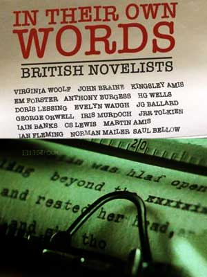 British Novelists: In Their Own Words