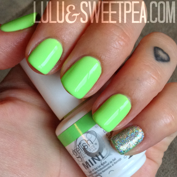 Lulu & Sweet Pea: Lime All The Time- A Perfect Green