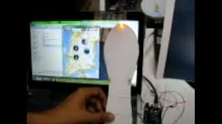 GPS Haptic Shoe