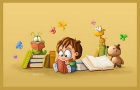 Ler é bom demais!