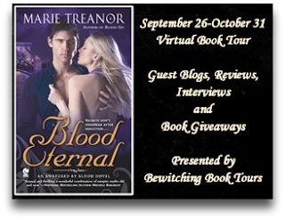 Blood Eternal Virtual Book Tour: Guest Post + Giveaway