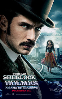 Sherlock Holmes 2: A Game of Shadows (2011)