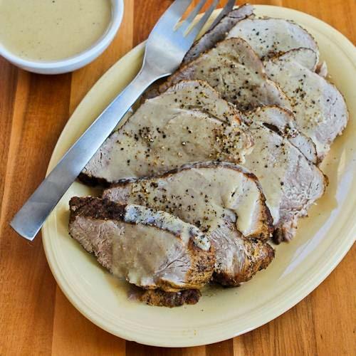 how to make homemade gravy from pork roast