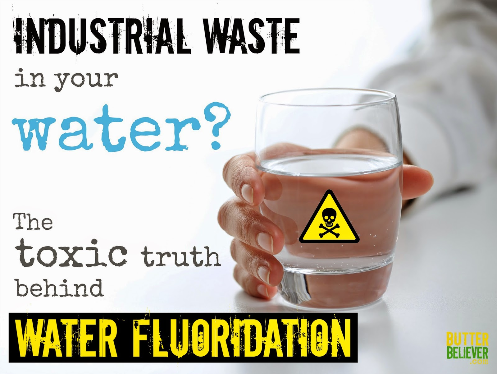 A Pediatrician Speaks Out on Fluoridation