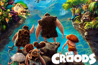 The Croods was made with the help of Linux, and it took more than 9,100 computing render-years